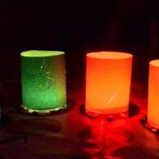 Свечи для уютного ифтара